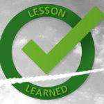 Lessons Learned: Flug abgesagt, aber Flugplan nicht gelöscht