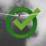 [:de]Lesson Learned: Richtige Checkliste[:fr]Lesson Learned: la bonne check-list[:]