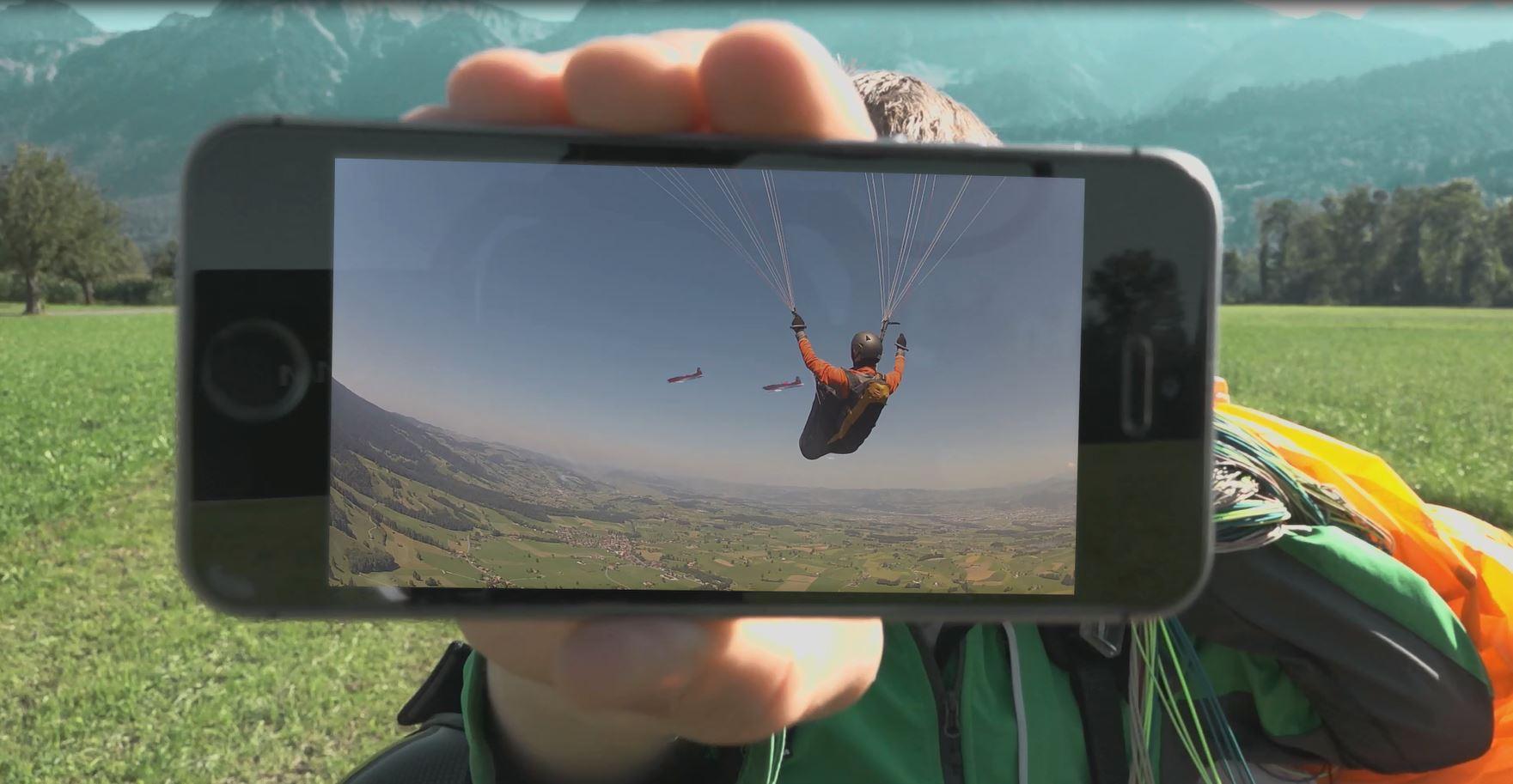 Film Luftraum-Verletzungen