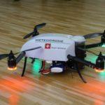 [:de]Meteodrohne erhebt Wetterinformationen in Bodennähe[:fr]Un drone capable de recueillir des données météorologiques au sol[:]