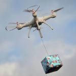 Drohne als Weihnachtsgeschenk