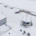 Réussir un atterrissage en hiver en terrain glissant