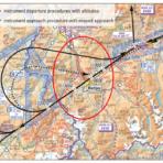 IFR - VFR Hotspot Region Martigny