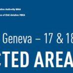 Weltflüchtlingsforum 2019 - temporäre Luftraumsperrung / -einschränkung