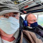 Masques d'hygiène dans le cockpit : à vous de savoir